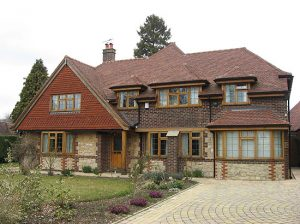 Architectural project for house in Storrington, West Sussex